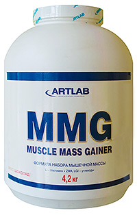 Купить Muscle Mass Gainer Artlab 4,2 кг