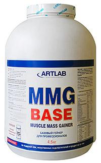 Гейнер MMG Base Artlab 4,5 кг