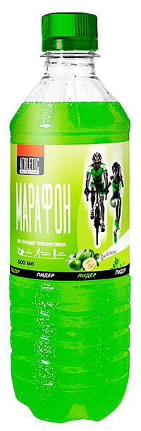 Спортивный напиток Марафон ATHLETIC NUTRITION слабогазированный 500 мл