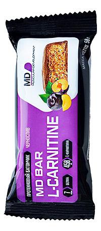 Протеиновый батончик MD Bar Carnitine 50 грамм
