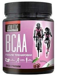BCAA Powder Athletic Nutrition 300 грамм