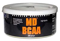 Аминокислоты MD BCAA 200 капсул