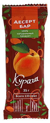 Десерт Бар XXI Power Курага 35 грамм