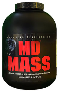 Гейнер MD Mass 3,2 кг