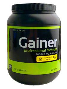 Сывороточный гейнер XXI Power Gainer 2 кг