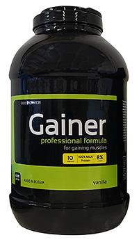Сывороточный гейнер XXI Power Gainer 4 кг