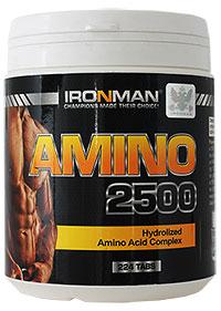 Аминокислоты Амино 2500 IRONMAN 224 таблетки