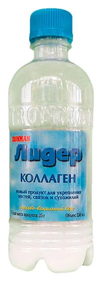 Сухой спортивный напиток Лидер Коллаген 250 мл