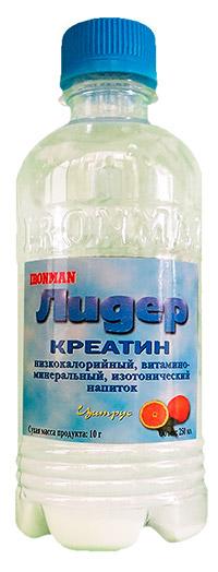 Сухой спортивный напиток Лидер Креатин IRONMAN 250 мл