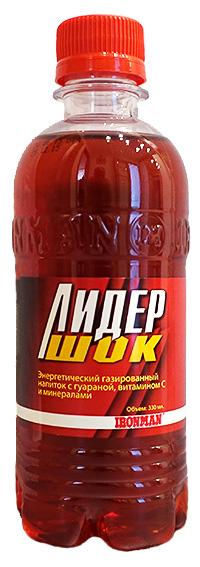 Спортивный напиток Лидер Шок IRONMAN 330 мл
