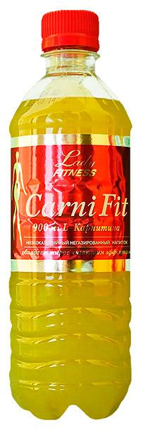 Спортивный напиток Carni Fit LadyFitness 500 мл