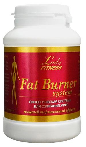 Сжигатель жира Fat Burner System LadyFitness 72 капсулы