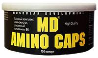 Аминокислоты MD Amino Caps 150 капсул