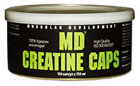 MD Creatine Caps 150 капсул