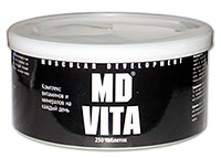 Витамины и минералы MD Vita 250 таблеток