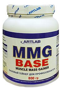 Гейнер MMG Base Artlab 800 грамм