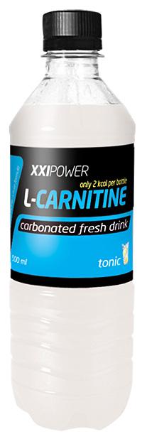 Спортивный напиток L-карнитин XXI Power газированный 500 мл - Тоник