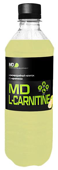 Спортивный напиток L-карнитин MD 500 мл - Грейпфрут