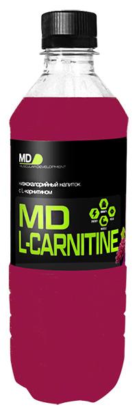 Спортивный напиток L-карнитин MD 500 мл - Виноград
