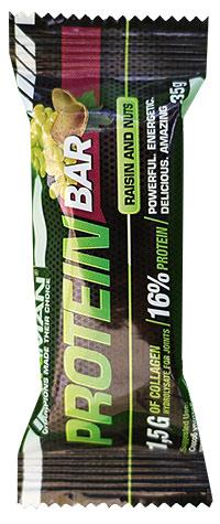 Протеиновый батончик Protein Bar IRONMAN с коллагеном 35 грамм