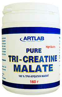 Pure Tri-creatine Malate ARTLAB 160 грамм