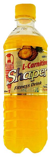 Спортивный напиток Fitness Drink L-Carnitine Shaper 500 мл