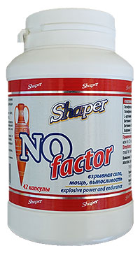 Купить NO Factor Shaper 42 капсулы