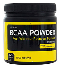 BCAA Powder XXI POWER 350 грамм