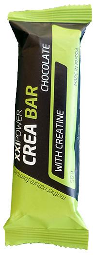 Протеиновый батончик Crea Bar XXI Power с креатином 50 грамм