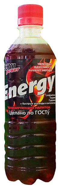 Спортивный напиток Energy XXI Power 500 мл