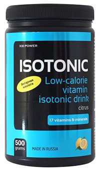Купить Isotonic XXI Power 500 грамм